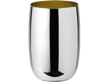 stelton Foster Wasserglas aus Edelstahl