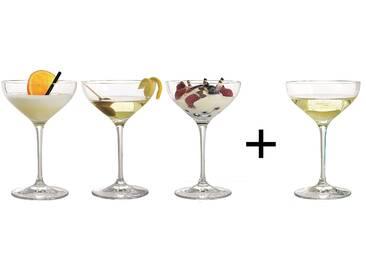 SPIEGELAU Bonus Pack Dessert- & Champagnerschale 4 für 3-Set
