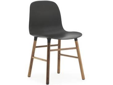 Normann Copenhagen Form Walnut Stuhl