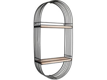 Present Time LINEA Wandregal oval