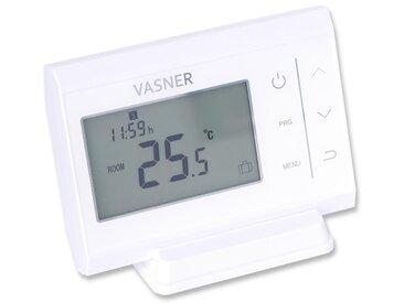 VASNER Funk-Thermostat VTS35, Sender mit Display für Infrarotheizung und Elektroheizung
