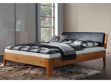 Massivholzbett Hasena Oak-Line Bett