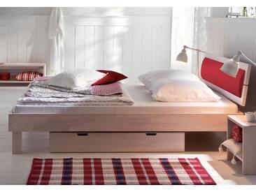 Massivholzbett Hasena Wood-Line Bett Classic