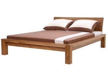 Massivholzbett Bett Bali