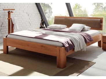 Massivholzbett Hasena Oak-Line Bett Corno