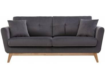 Sofa Ulv, 2-Sitzer, dunkelgrau