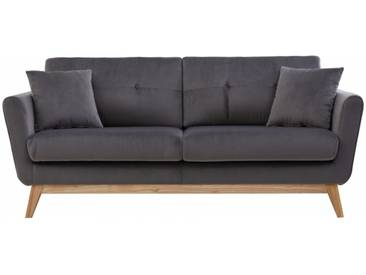 Sofa Ulv, 3-Sitzer, dunkelgrau