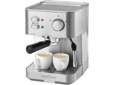 Espressoautomat Pc-Es 1109, 15 bar, silbern Profi Cook