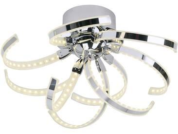 LED-Deckenleuchte Yunan, 42W, (von A++ bis A)A Brilliant