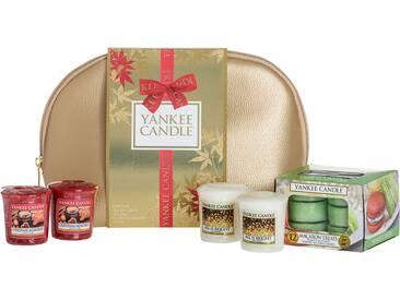 Duftkerzen-Set mit Kosmetiktasche, 6-tlg. Yankee Candle