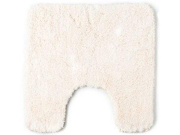 WC-Vorleger Super Soft, L50 x B50 cm, natur Meusch
