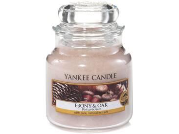 Duftkerze Ebony & Oak, 104 g [6,72€*/100g] Yankee Candle