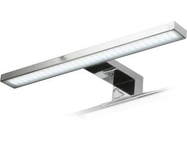 LED-Spiegelleuchte, Messing, B30 x H4 x T10 cm Artysan