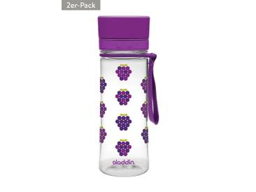 Trinkflasche Aveo, 2er-Pack Aladdin