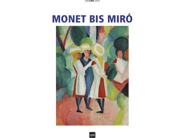 Fotokalender Monet bis Miró, B48 x L64 cm Arti