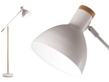 Cohen Stehlampe, Weiss und Eiche