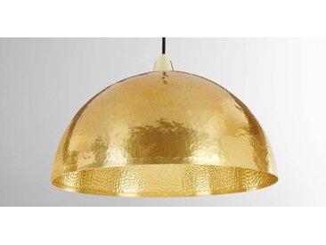 Crux grosser Lampenschirm, Messing
