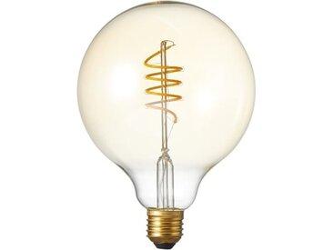 E27 LED-Globe-Gluehbirne 4W Filament dimmbar, Gold