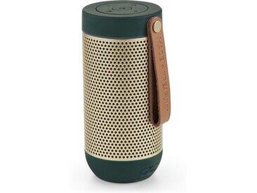 MADE x Kreafunk aFUNK Bluetooth Lautsprecher, Gruen