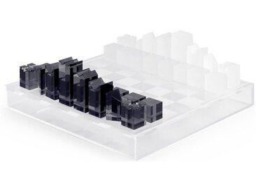 Marna Schachspiel, transparentes Acryl