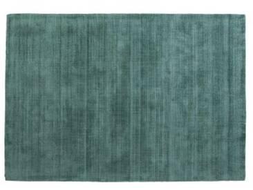 Jago Teppich (200 x 300 cm), Blaugruen