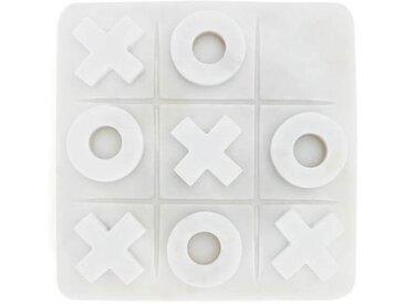 Akiko Tic-Tac-Toe Brettspiel, Marmor