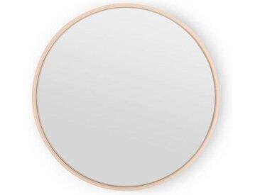 MADE Essentials Bex runder Spiegel (55 cm), Zartrosa