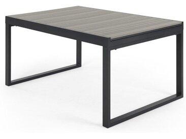 Catania ausziehbarer Gartentisch, Polywood