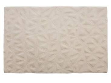 Tekari Teppich (160 x 230 cm), Creme