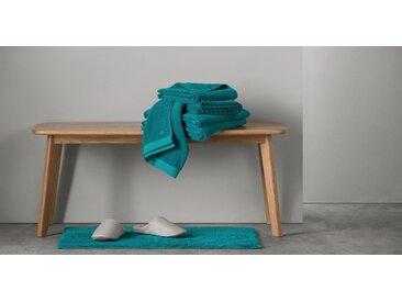 Alto 4-tlg. Handtuch-Set, Azurblau