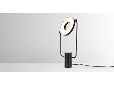 Hiraki LED-Tischlampe, Schwarz