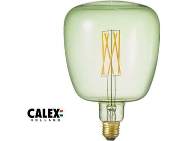 E27 LED-Gluehbirne 4W dimmbar, Smaragdgruen