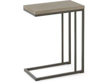 Edson Beistelltisch, Beton und Metall