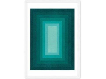 Matrix, mit Rahmen (48 x 65 cm)