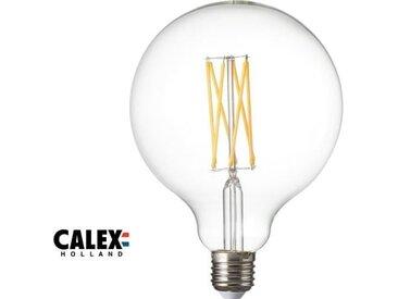 E27 LED-Globe-Gluehbirne Filament dimmbar, Klar