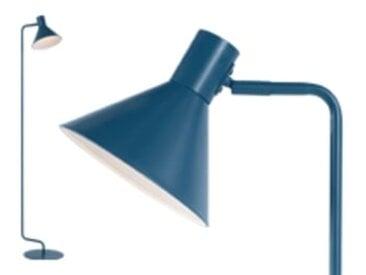 Truman Stehlampe, mattes Memphisblau