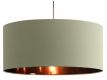 Oro Lampenschirm (45 cm), Salbeigruen und Kupfer