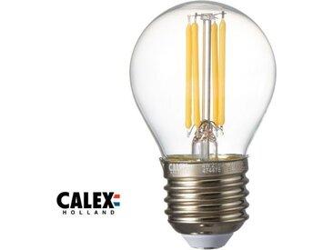 E27 LED-Mini-Globe-Gluehbirne 4W dimmbar, Klar