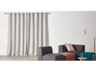 Wespa Vorhangschals (228 x 228 cm), Hellgrau