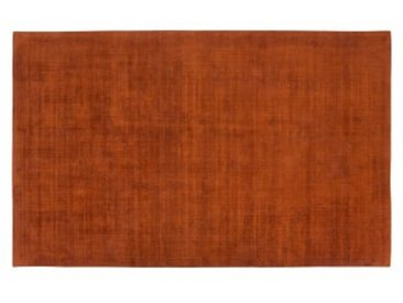 Jago Teppich (160 x 230 cm), Rostorange
