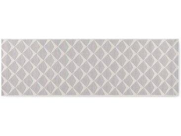 Asbury Laeufer (67 x 200 cm), Grau