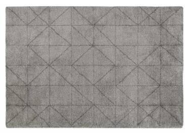 Tucker Teppich (160 x 230 cm), Nebelgrau
