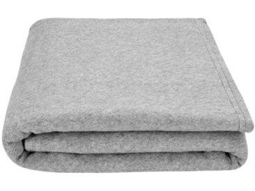 MADE Essentials Brosse Tagesdecke (150 x 200 cm), Grau