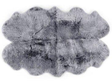 Helgar Schaffell (105 x 170 cm), Grau