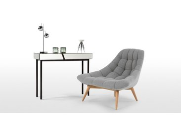 Kolton Loungesessel, Grau