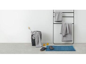 MADE Essentials Zyra 4 x Handtuecher, Schwedengrau
