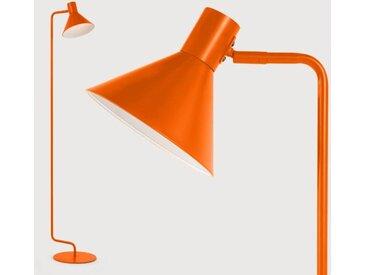 Truman Stehlampe, mattes Rostorange