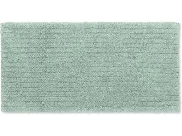 Alto extralange Badematte (50 x 110 cm), Hellgruen