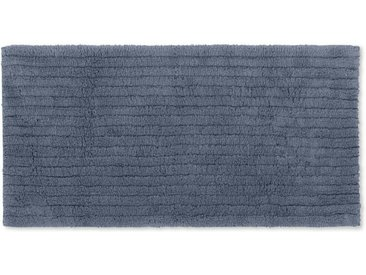 Alto extralange Badematte (50 x 110 cm), Indigoblau