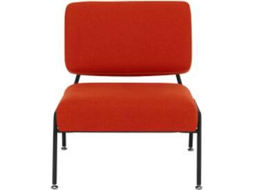 Knox Sessel, Retro-Orange